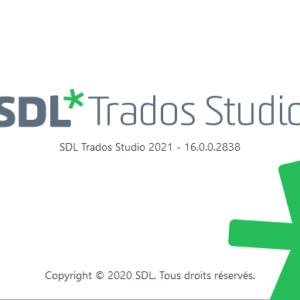 Trados Studio 2021